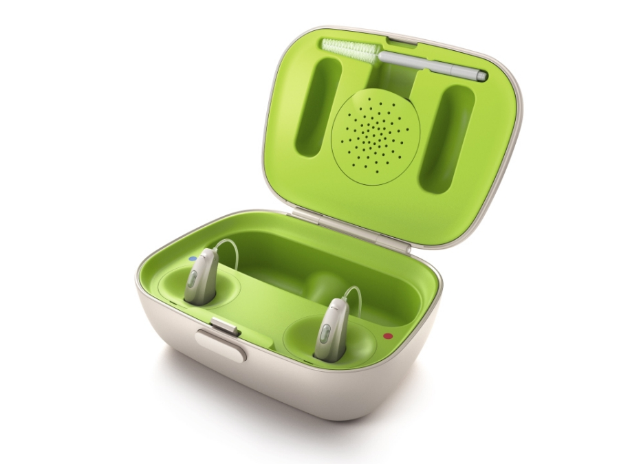 Rechargeable Hearing Products