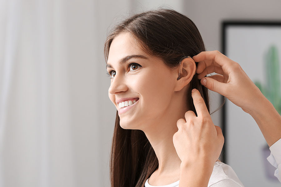 Hearing Aid Evalutation