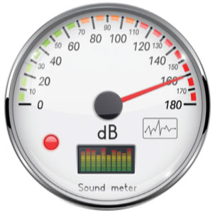 hearing meter
