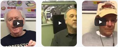 View all video testimonials